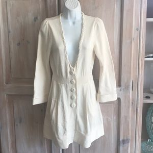 Nanette Lepore Cardigan Sweater Woman's Small